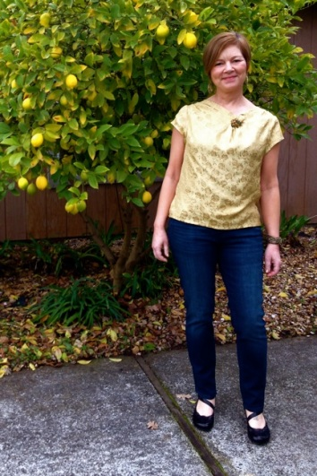 All that Glitters Blouse