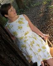 1950 Buttercup Dress