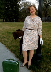 Madmen 1960's Dress