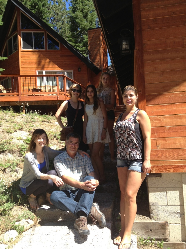 The Family Vacay in Tahoe