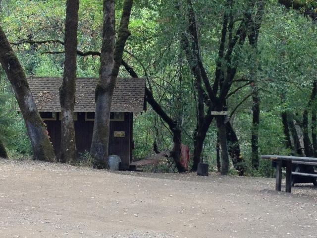 My cabin where I slept peacefully.