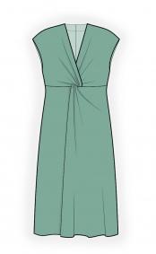 Dress4980