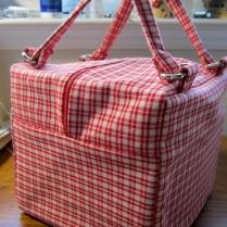 Alkali Box Bag