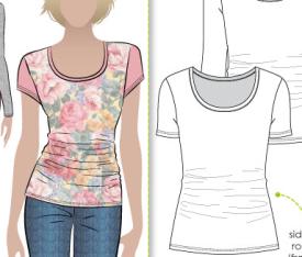 Style Arc Ann-T-Shirt