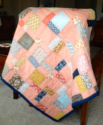 Designed by me Baby Quilt