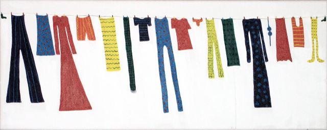 W Clothes line 3